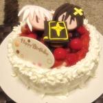 はやてちゃん、誕生日おめでとう!