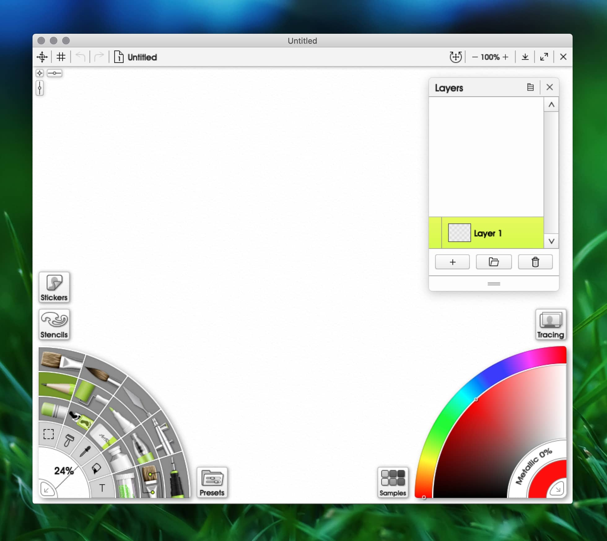 ArtRage 6.1.1 macOS版のちょっとした不具合 – 水凪工房